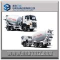 10cbm Hino 700 6X4 Concrete Mixer Truck
