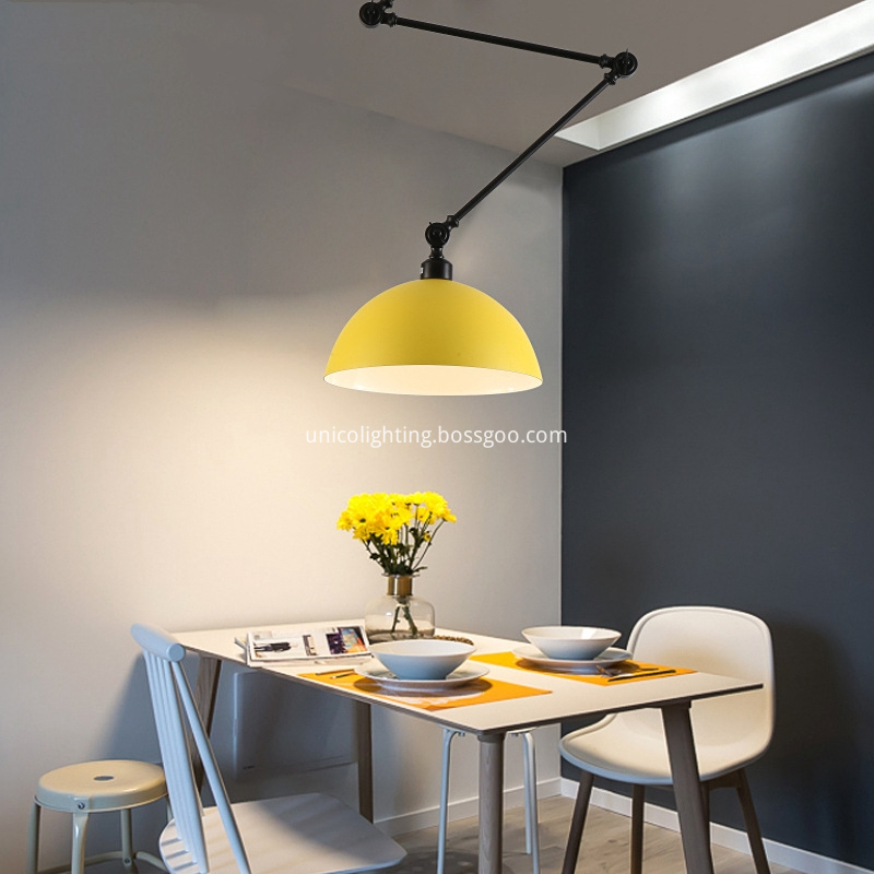 Applicantion Indoor Pendant Lights