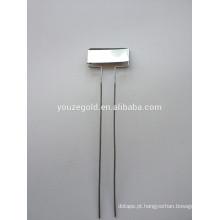 Etiquetas e marcadores de cobre / metal de 10 polegadas