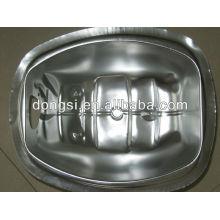 Reflector ligero de aluminio del jardín 400w