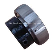 Cojinete de bolas esférico SA202 Cojinete de inserción con collar de bloqueo excéntrico