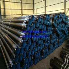 Трубы бесшовные из углеродистой стали API5L X42 / X46 / X52 PSL1