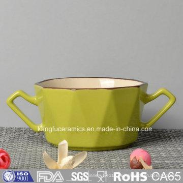 Taza de cerámica de Enamal del diseño de Fashinable
