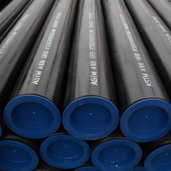 Seamless steel pipe - galvanized steel - straight pipe joint