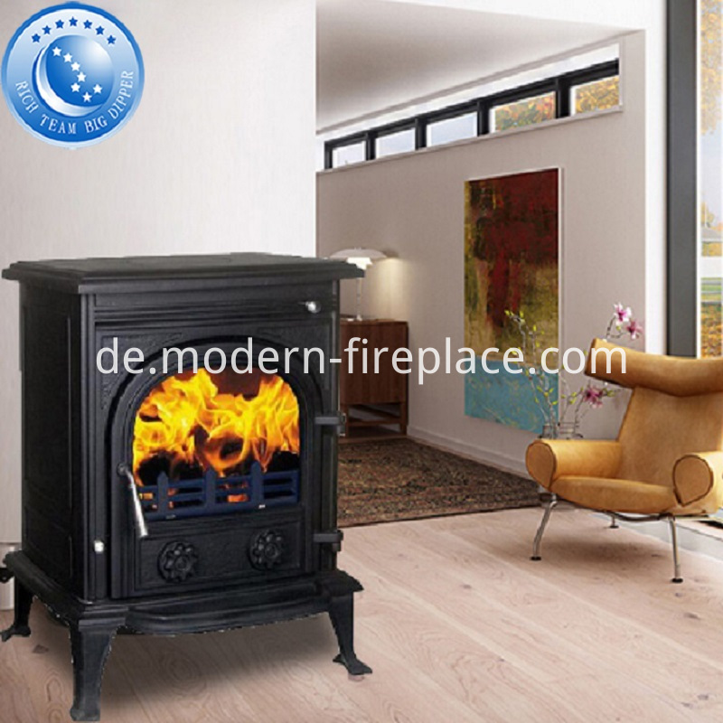 Factory Production Sale Wood Burner Heater