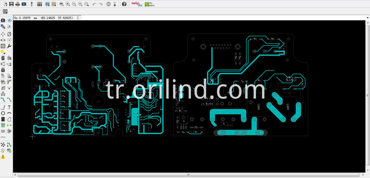Printed circuit board design