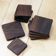 Esteiras de copo de madeira para promoção ou necessidades diárias