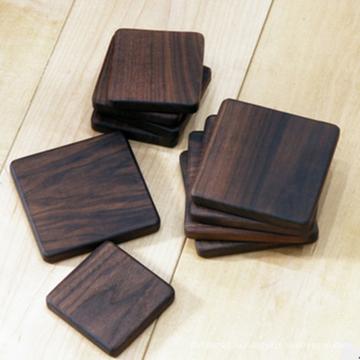 Деревянные чашки коврики для промотирования или ежедневные необходимости