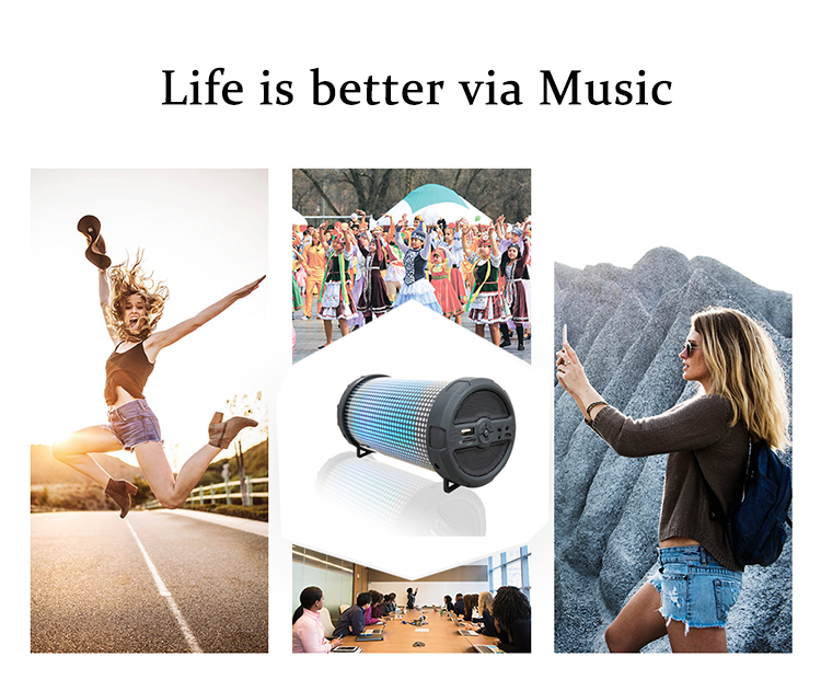 Life With Music Speaker