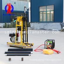 light hydraulic core sampling drill rig YQZ-50A small diesel power geology exploration drilling machine easy operation