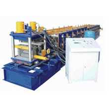 cnc color steel C purlin forming machine