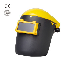 Industrial safety plastic custom welding helmets