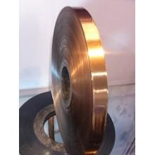 Двусторонняя изоляционная лента Al / Pet / Al Aluminium Mylar Tape (МЕД. ЦВЕТ)