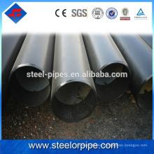 Tubo galvanizado de acero al carbono galvanizado 2016