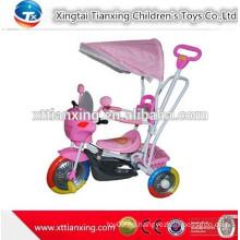 2014 neue billige Baby Dreirad / Kunststoff Dreirad Kinder Fahrrad / Baby Kinderwagen Kinder Kinderwagen Taga Fahrrad beisier Fahrrad