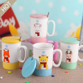 Fun Life Minions Office Milk Tea Cup