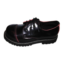 Steel Toe Leather Shoes
