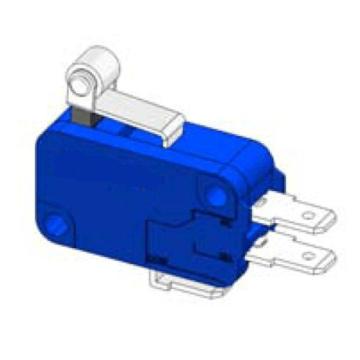 Синий Lxw16 микро-переключатель