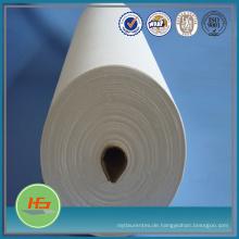 T200 Poly / Baumwolle Mischgewebe für Hotel Weiß Bettlaken Verwendung