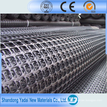 PP Plastic Biaxial Geogrid 15kn to 50kn for Road Construction