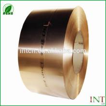 Aleación de cobre bronce C52100