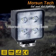 """5"""" 40W led work light square, led light 12v 40w, led trailer lamp"""