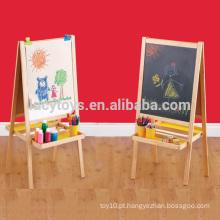 Brinquedo educativo 2016 Placa de desenho de madeira dos miúdos