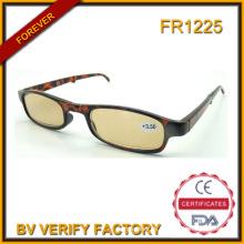 Gafas de lectura plegables baratas por mayor Fr1225 con moda caso