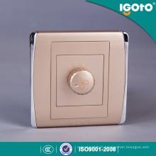 Igoto British Standard Commutateurs muraux de contrôle de vitesse de ventilateur