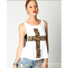 Summer Fashion Printing and Casual Women Tank Top