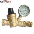 Gutentop Solid Brass Water Hose Shut-Off Valve