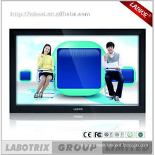 Infrared 64 Points Multi Touch Screen Monitors High Resolution For Teaching