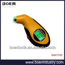 Manomètre de pression de pneu numérique avec la lumière de LED