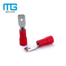 Whosale-Rot-Messing PVC isolierte Mann trennt für elektronische