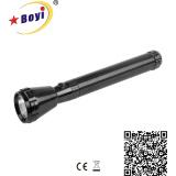Rechargeable Aluminium 3W CREE LED Flashlight