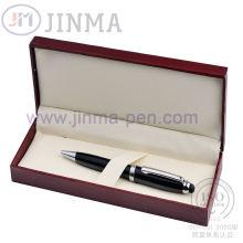 La plus populaire boîte de cadeau avec stylo Super cuivre Jms3018b