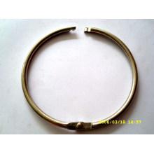 promotional custom metal bracelet stailess steel charms bracelets