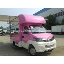 2015 bom preço pequeno Mobile Shop, China novo caminhão de alimentos móveis