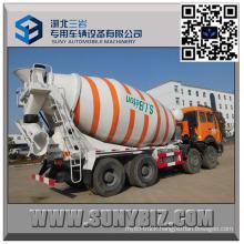 Beiben 15 Cbm Cement Mixer Truck