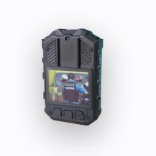 Cámara de vídeo del cuerpo de policía de la prenda impermeable 1080P de la cámara IP65 de la visión nocturna de GPS IR llevada
