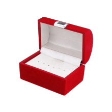 Suitcase Shaped Velvet Dongguan Factory Jewelry Boxes