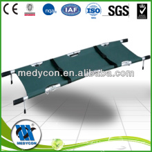 High-strength Aluminum alloy foldaway stretcher (four parts)