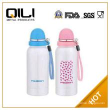 stainless steel kids water bottle