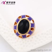 13717 Xuping moda belo anel de ouro projetos, ligas de jóias anéis para homens e mulheres