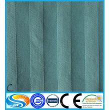 """Atacado 110 """"wide 100% algodão sateen stripe hotel cama têxtil para cama, hotel têxtil"""