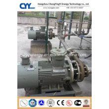 Cyyp19 Hochwertige und niedrige Preis Horizontale kryogene Flüssigkeitsübertragung Sauerstoff Stickstoff Kühlmittel Öl Zentrifugal Pumpe