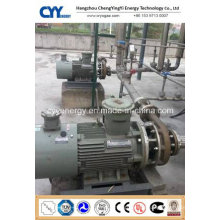 Cyyp19 High Quality and Low Price Horizontal Cryogenic Liquid Transfer Oxygen Nitrogen Coolant Oil Centrifugal Pump