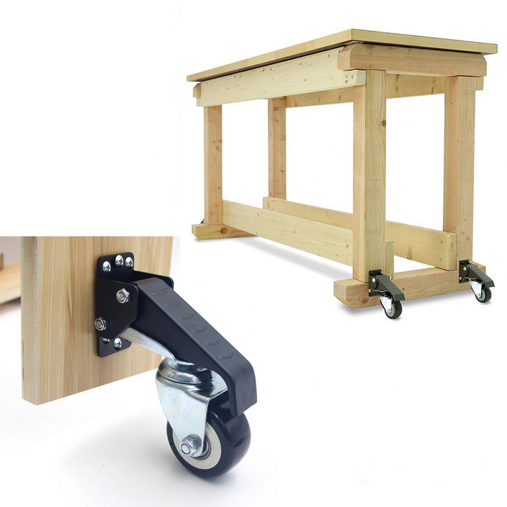 Mobile Caster Work Bench Caster