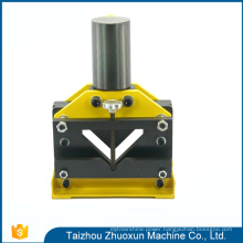 Fashion Design Hydraulic Tools Cnc Chamfering Machine Surface Finishing Equipment Portable Copper Busbar Machines