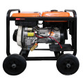 3kw Portable Single Phase Portable Diesel Generator Set